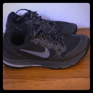 Nike trail running shoes